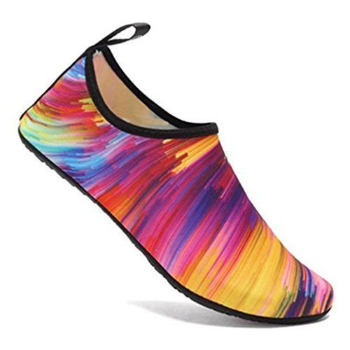 VIFUUR Shoes Barefoot Quick-Dry Yoga Socks Slip-on Women