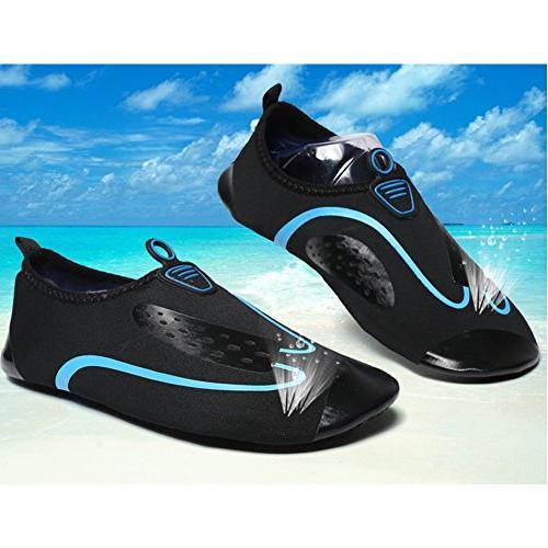 L-RUN Barefoot Skin Run Surf Swim Beach Yoga XXL=EU43-44