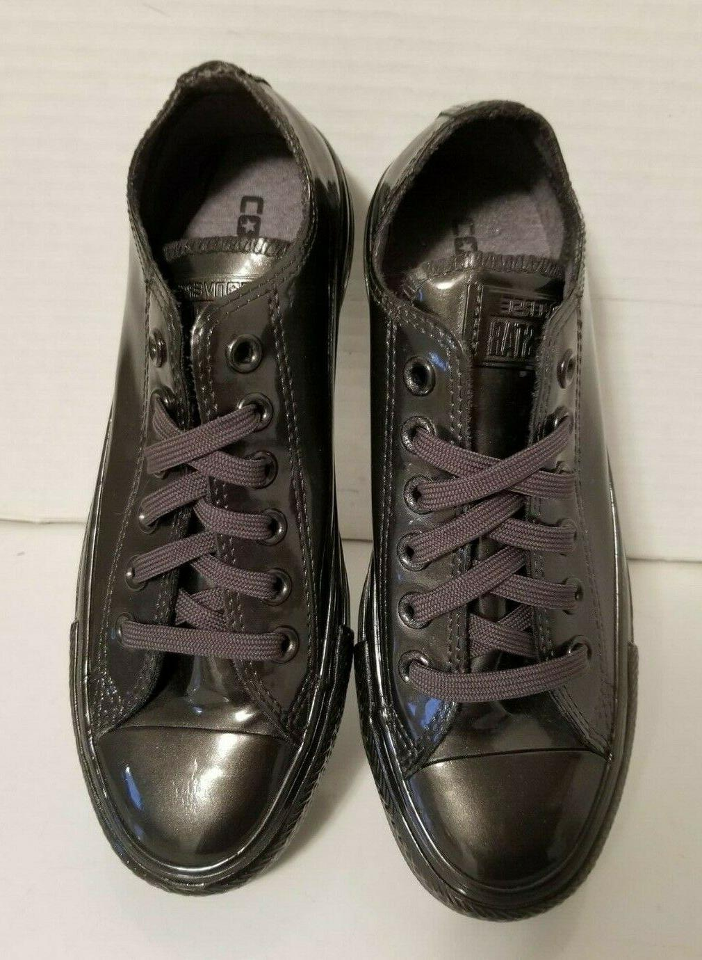 Converse Water Resistant Taylors Metallic Sneakers 6.5