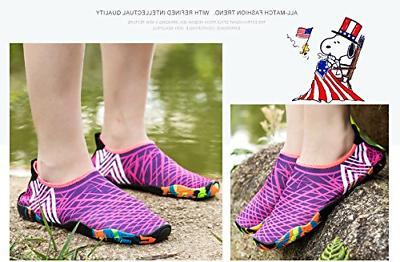 AVADAR Women Barefoot Aqua