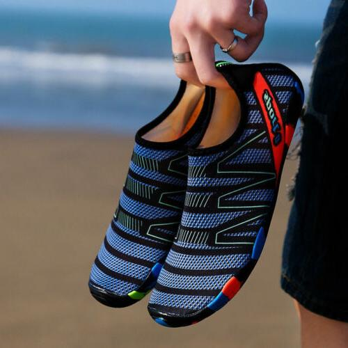Water Shoes Swim Shoes Quick-Dry Socks Pool Shoes Surf