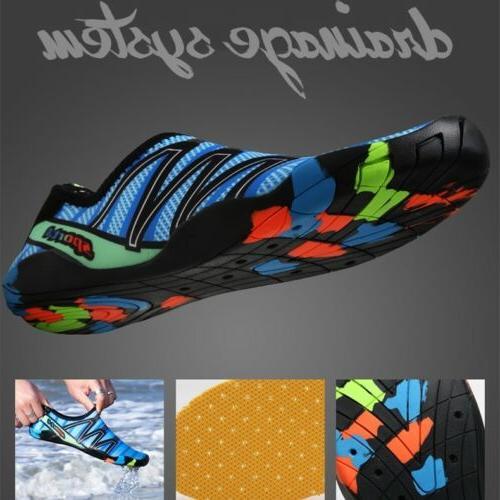 Water Beach Swim Quick-Dry Aqua Socks Shoes Surf Yoga