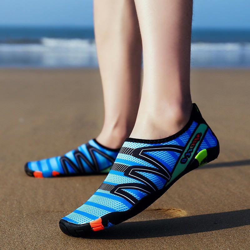Water Shoes Mens Beach Swim Shoes Quick-Dry Aqua Socks Pool