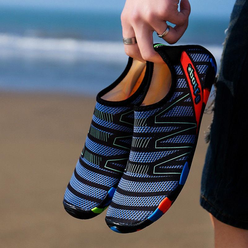 Water Shoes Swim Shoes Quick-Dry Socks Pool Shoes For Surf Yoga