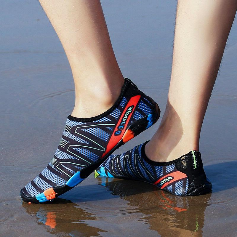 Water Shoes Mens Beach Swim Socks Pool Surf Yoga