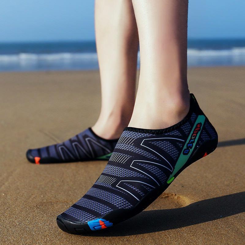 water shoes mens beach swim shoes quick
