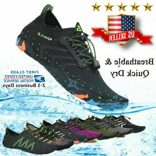 Water Dry Barefoot for Surf Aqua Sport Beach Vaction New