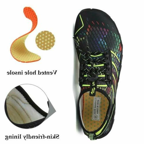 Water Shoes Quick Dry Barefoot Diving Surf Aqua Vaction