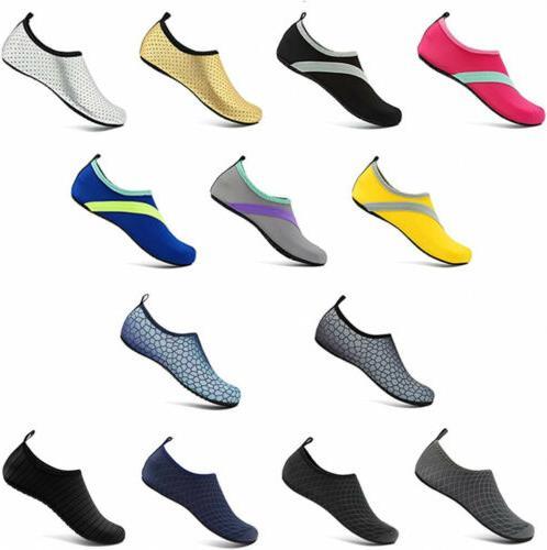 VIFUUR Water Shoes Barefoot Women/6-7 3d-beam
