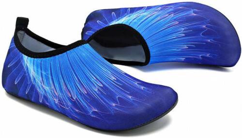 VIFUUR Barefoot 3d-beam Blue