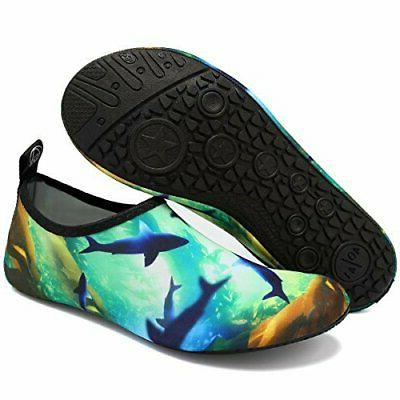 VIFUUR Water shoes Quick Fashion Colors