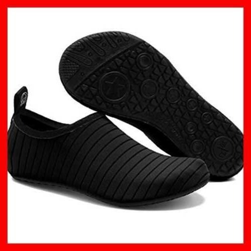 VIFUUR Water Shoes W US 40 Womens