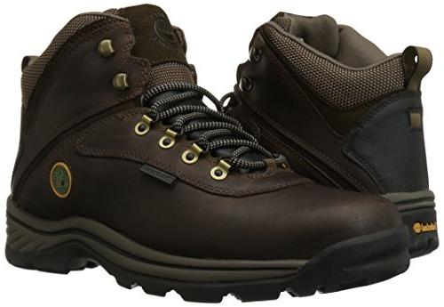 Timberland Waterproof Boot,Dark Brown,12 M US