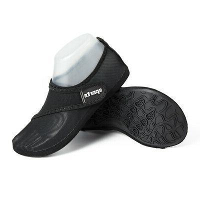 Women Men Shoes Aqua Socks Yoga Pool Beach Size