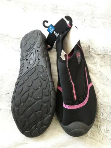 Shoes XL Black/Pink NEW