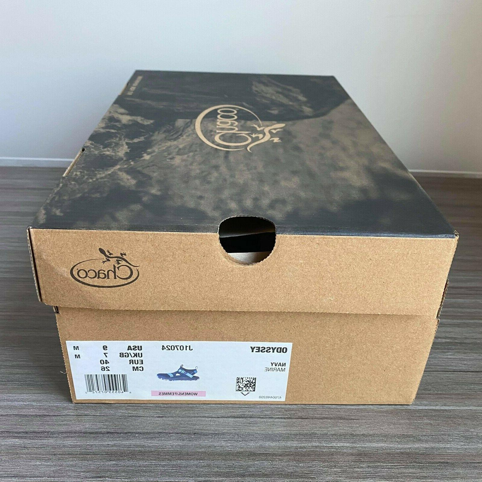 Chaco Odyssey Water 9 $100