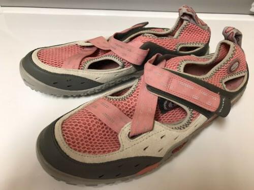 Women's Timberland Hiking Trail Shoes Vibram Size 8