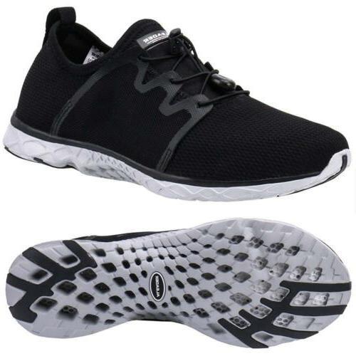 ALEADER Women's Quick Drying Aqua Water Shoes