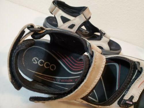 ECCO Women's Receptor Sports Size EUR 37 Tan