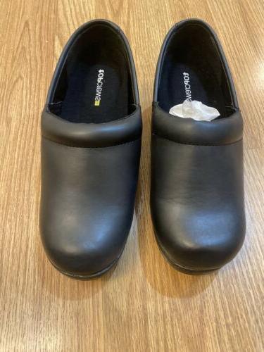 Shoes Crews 7 Black Water Resistant Nurse 4306