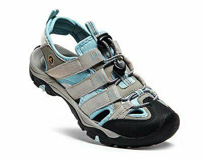 ATIKA Sport Sandal Grey/Sky