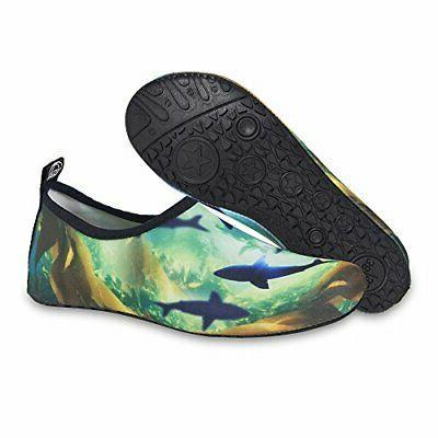 Womens Water Shoes Aqua for Swim