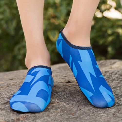 Womens Barefoot Water Skin Shoes Beach Swim Exercise US