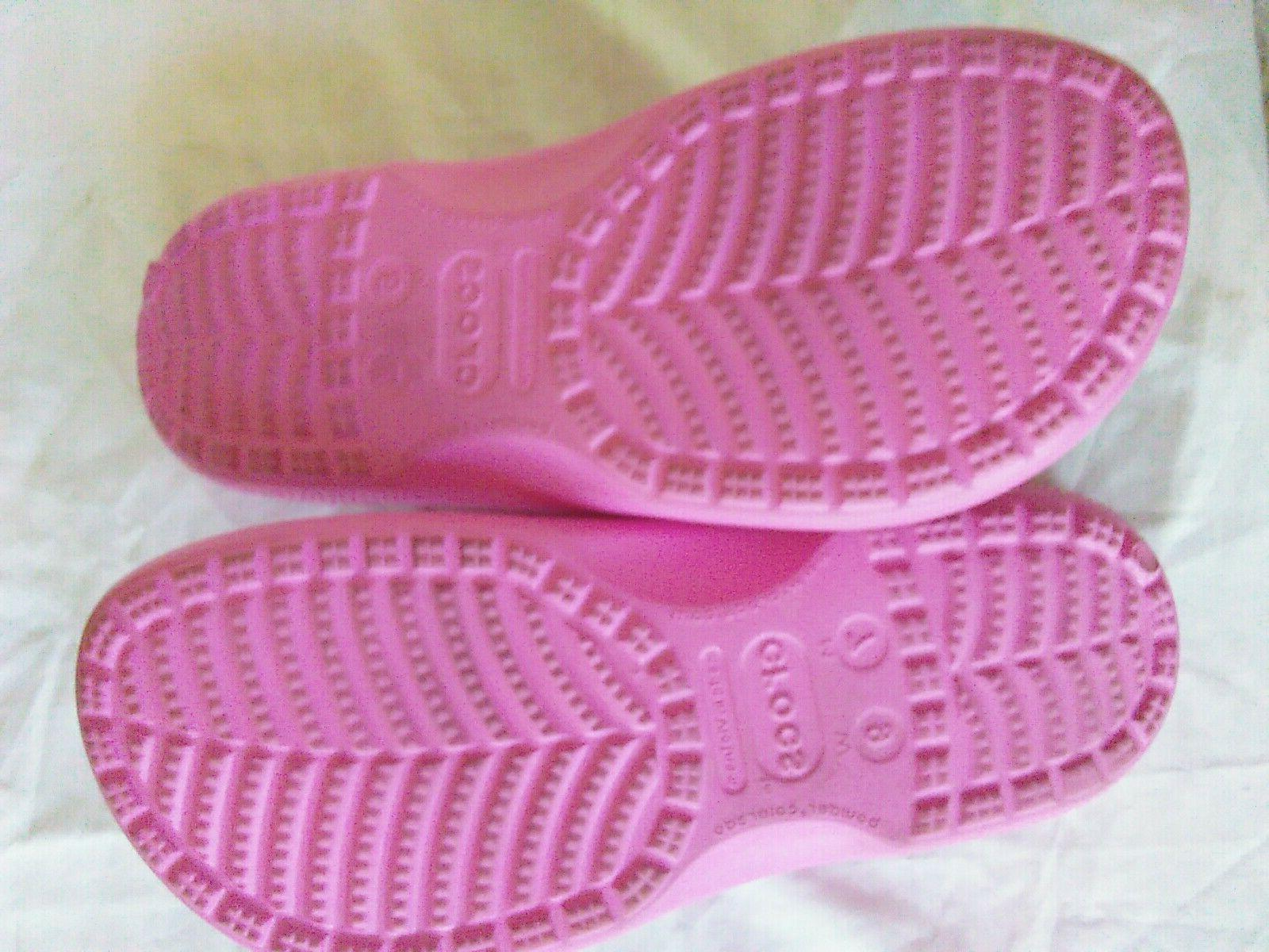 Flop Sandals Pink Or W 9.