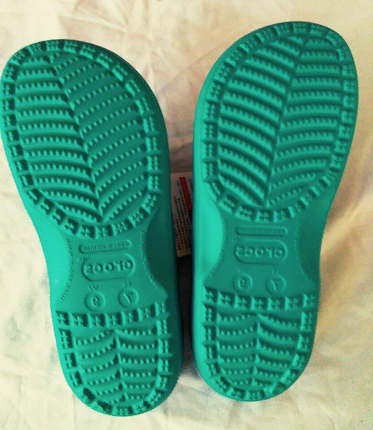 Women's Flop Teal Or Shoes W 9. M7