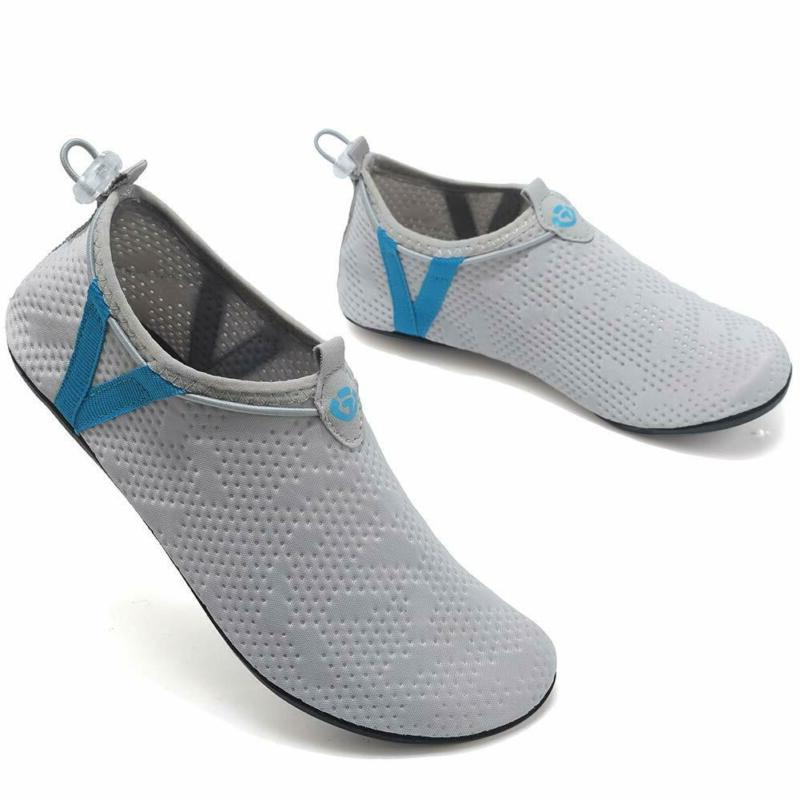 Vifuur Womens Water Shoes Aqua Socks B