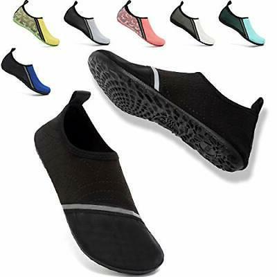 womens mens water shoes adjustable socks outdoor