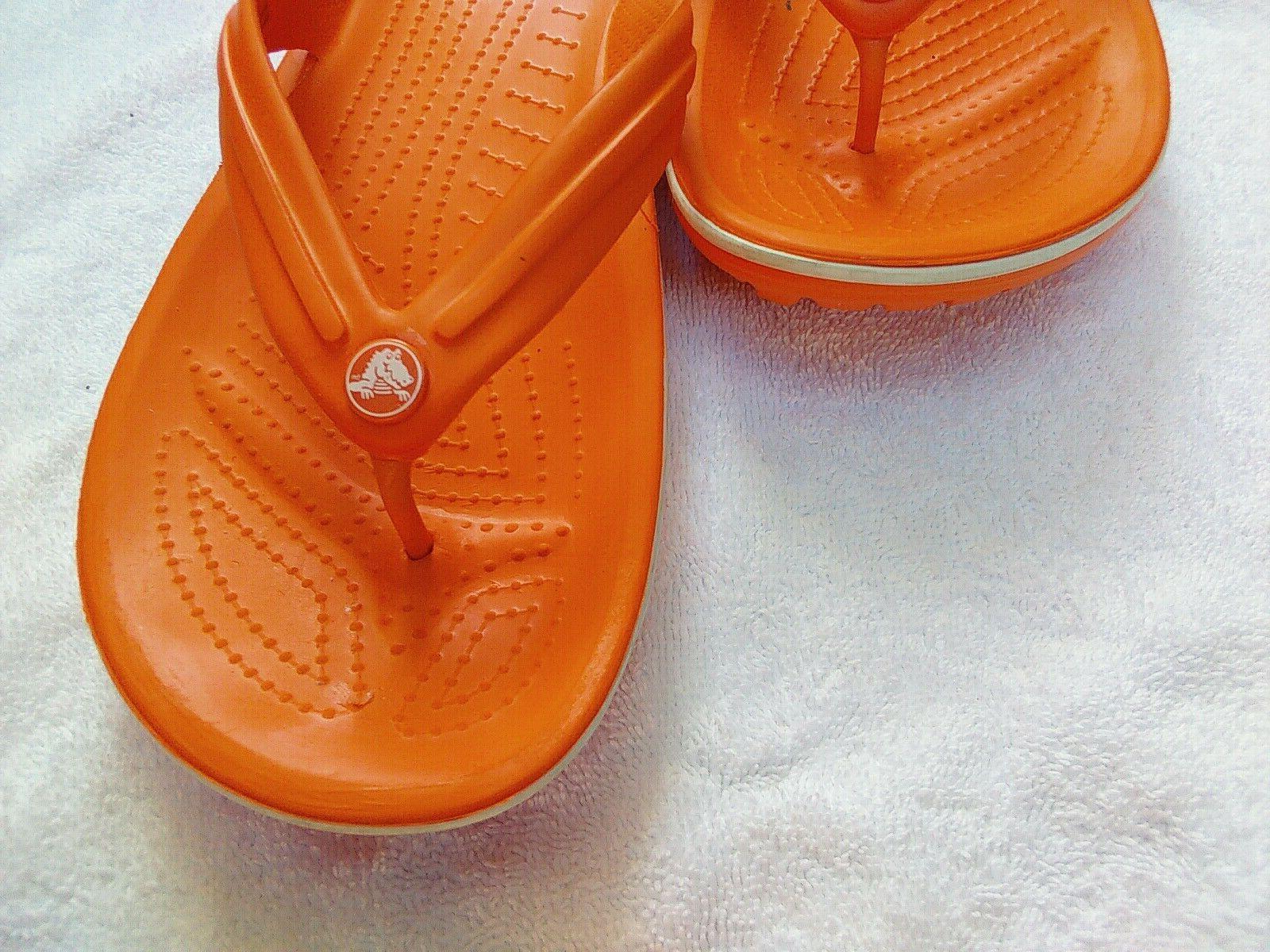 Women's Crocs Flop Water 9.