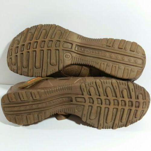 Skechers Womens Size Gold Water Comfy
