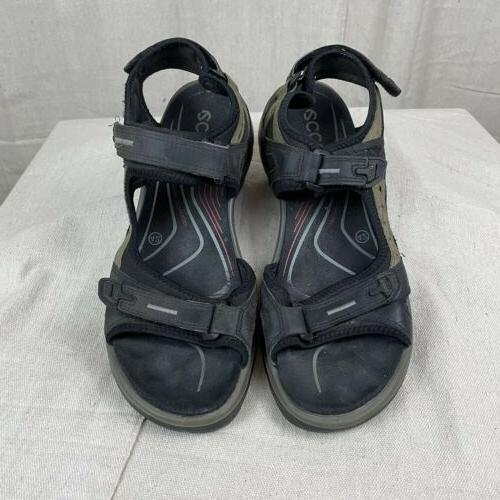 ECCO Strap Sports Shoes Size EU US 8- 8.5