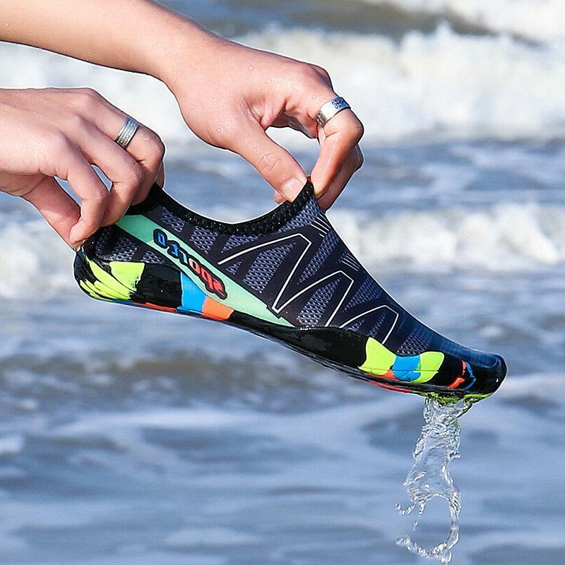 Womens Summer Shoes Socks For Beach Swim Surf Yoga Exercise