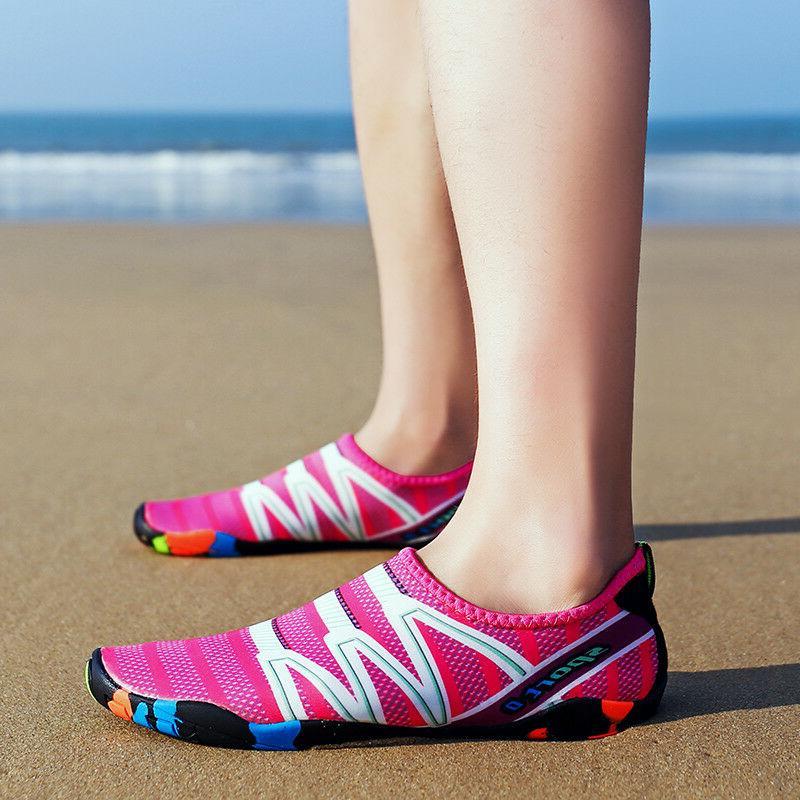Womens Shoes Aqua For Beach Surf Exercise