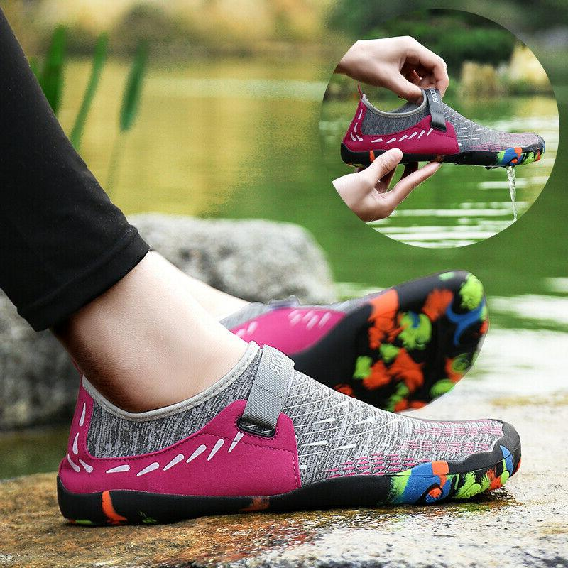 womens water shoes quick dry barefoot hiking