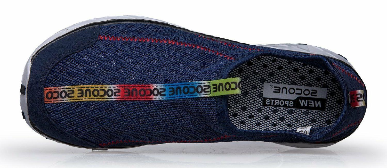 Zhuanglin Men's Quick Drying Aqua Shoes