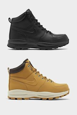 Nike Manoa Water Resistant Men's Leather Nubuck Work Boots S