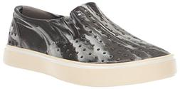 Native Kids Marbled Miles Water Proof Shoes, Jiffy Black/Bon