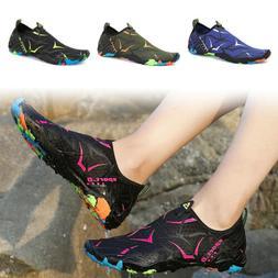 SAGUARO Men Women Water Shoes Aqua Socks Yoga Exercise Pool