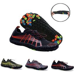 Men Barefoot Water Shoes Quick Dry Swim Surf Sport River Bea