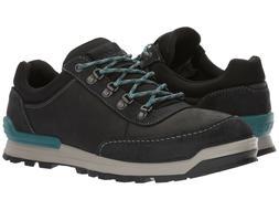 ECCO men OREGON Hiking Shoes Retro Sneaker Lace Water Resist