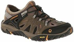 Merrell Men's All Out Blaze Sieve Water Shoe Brindle/Butters