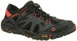 Merrell Men's All Out Blaze Sieve Water Shoes, Grey Dark Sla