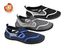 Men's Aqua Shoes Air Balance Water Pool Swim Beach Surf Men
