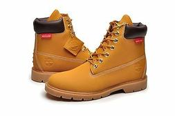 Timberland Men's Boot 6 Inch 6336A Wheat Helcor Scuff Water