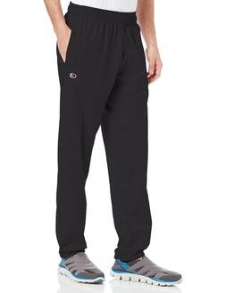 Champion Men's Closed Bottom Light Weight Jersey Sweatpant B
