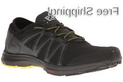 Salomon Men's Crossamphibian Swift Water Shoe 8 Black