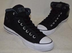 Converse Men's CT AS High Street Black/Sharkskin/Wht Water-R